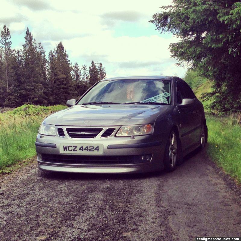 2004 Saab: Loggie's Saab Vector Sport (2004)