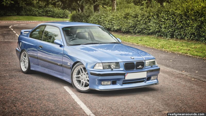 Dubsteracs S Bmw E36 M3 Ac Schnitzer Cls Coupe 1996
