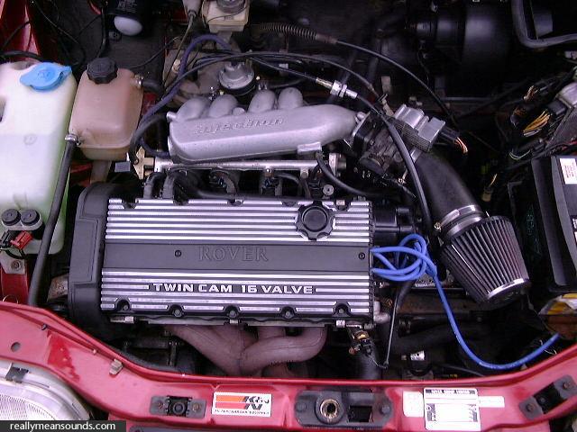 Rover Metro Gti. Rover Metro Gti SE 16v 1992