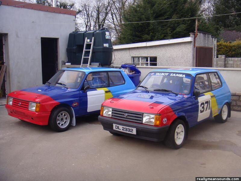 Samba 39 s peugeot talbot samba rallye 1983 rms garage for Garage ms auto