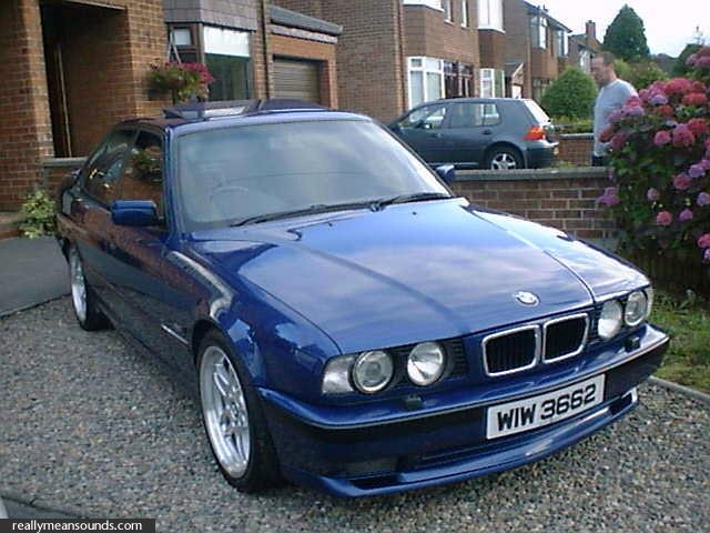 Rms garage s 1995 bmw 525i sport publicscrutiny Images