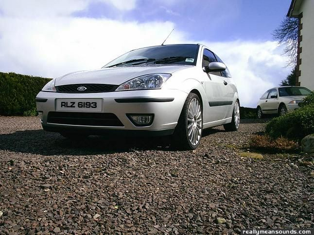 Rms garage 39 s 2002 ford focus
