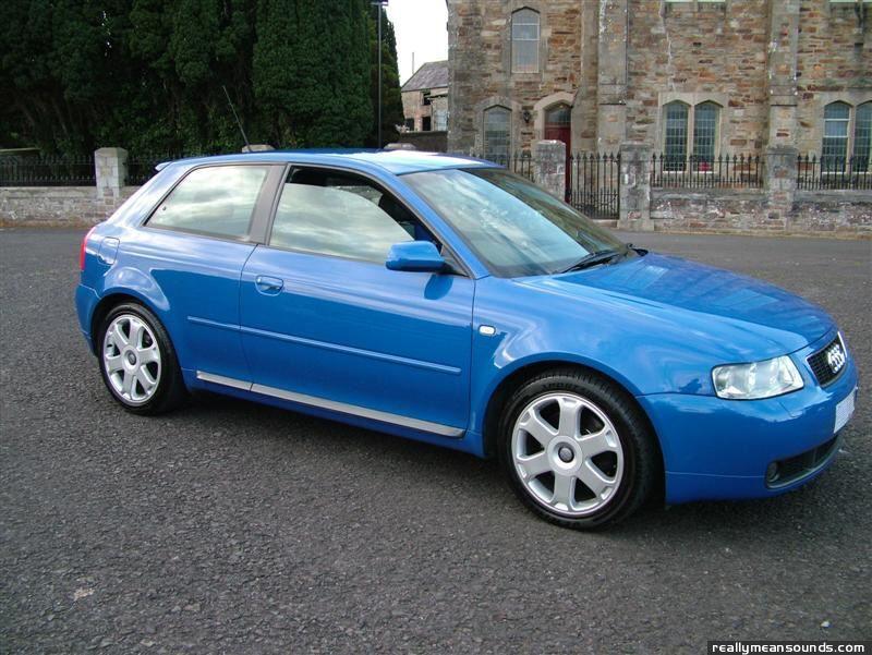 Rms Garage S 2002 Audi S3 Quattro