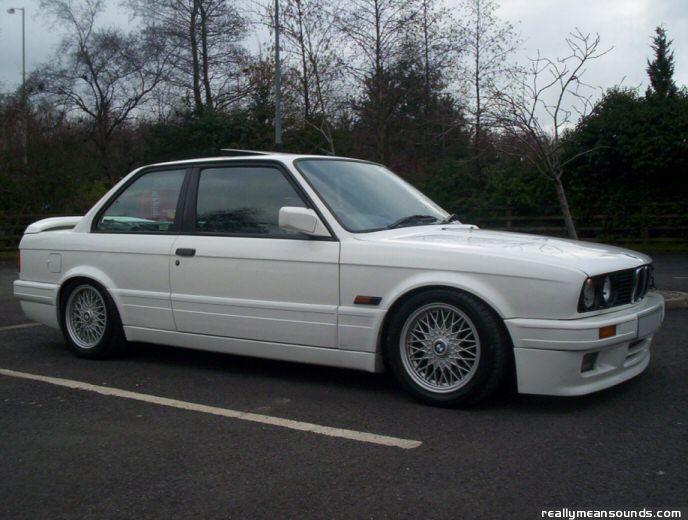 Greg H S Bmw E30 325i Sport 1991 Rms Garage