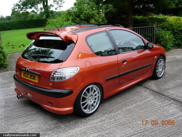 RMS Garage: 's 2000 Peugeot XS