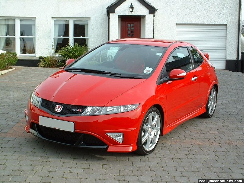 Honda Civic Type R GT FN2 2007 (P 5ary)