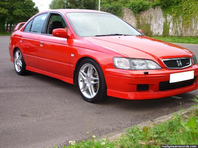 Honda Accord Type R 1999 (Gerard26)