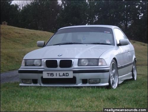 BMW m3 replica 1999 (Shaun cannon)