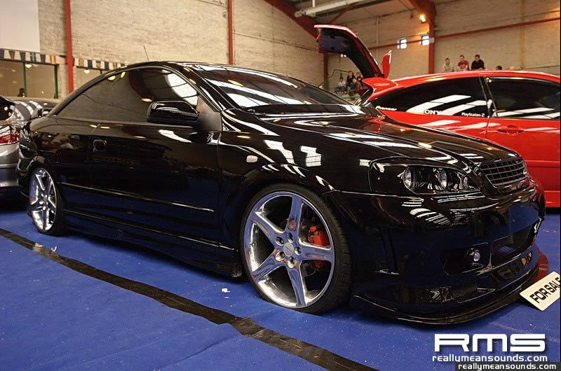 xlivsx 39 s vauxhall astra bertone coupe 2004 rms garage. Black Bedroom Furniture Sets. Home Design Ideas