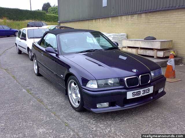 Designated Drivers BMW Convertible RMS Garage - 1997 bmw m3 convertible