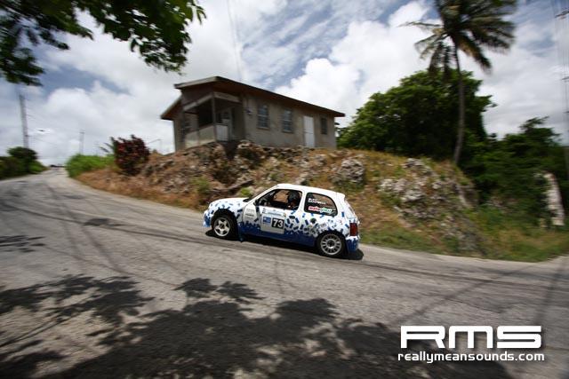 SOL Rally Barbados Day 1