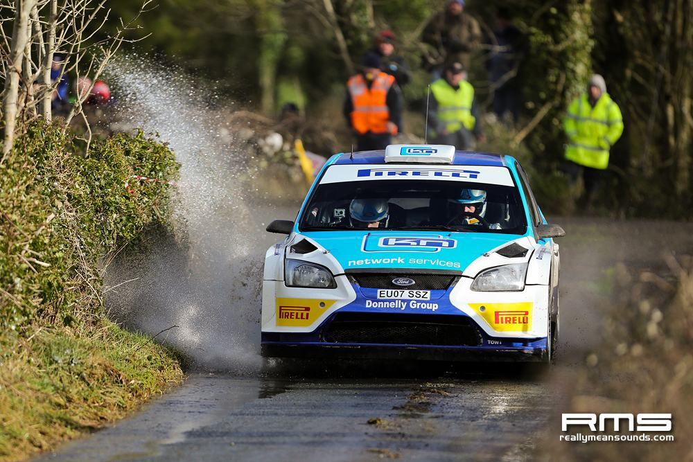 Donagh Kelly Galway International Rally 2014