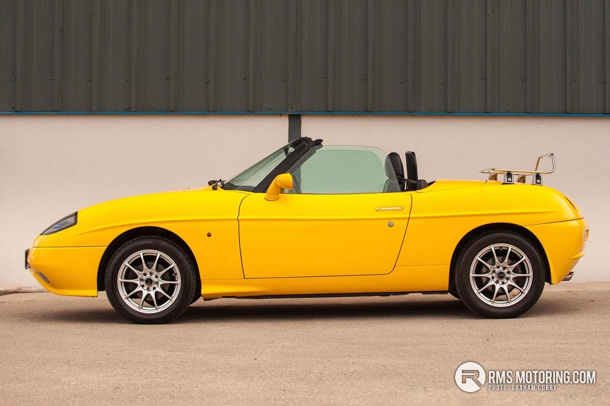 fiat barchetta an undiscovered modern classic rms motoring. Black Bedroom Furniture Sets. Home Design Ideas