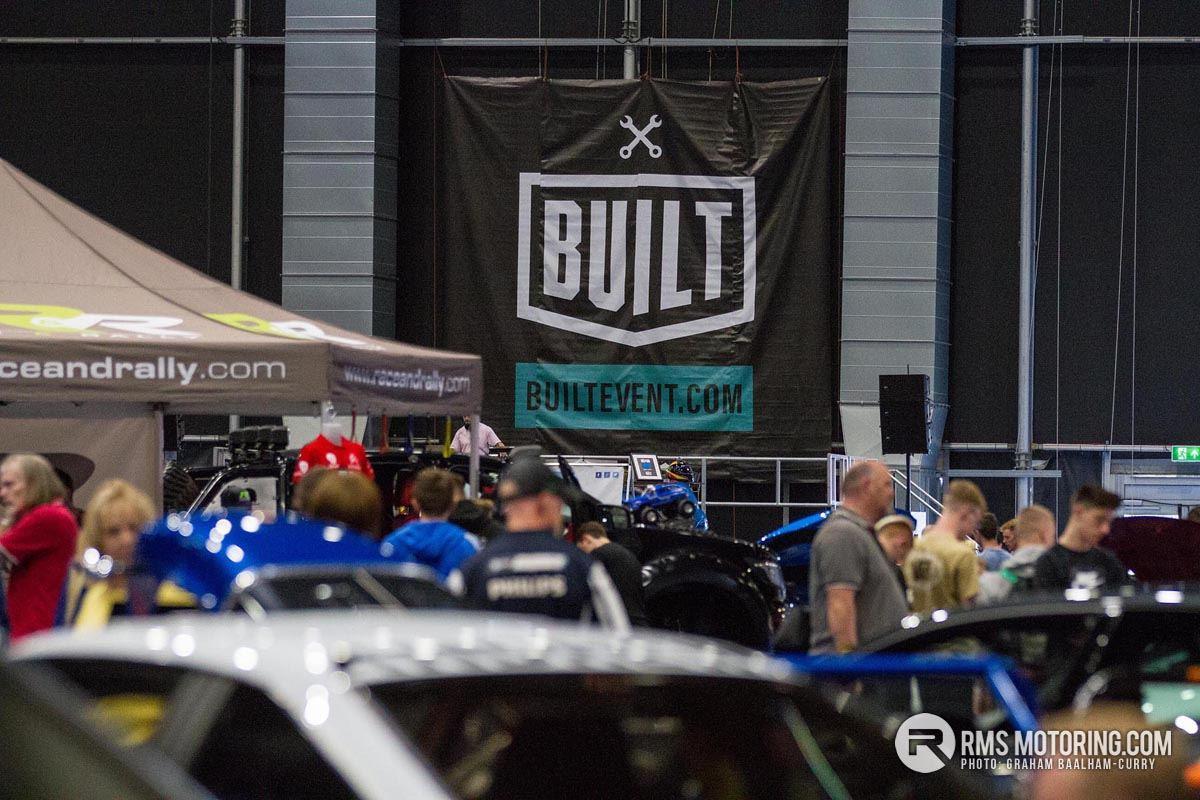 Built to Last: Belfast Car Show Impresses