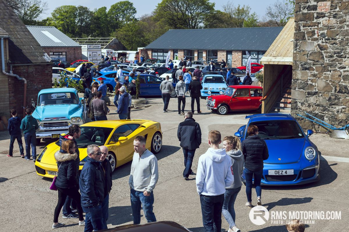 First Cars at the Mill Huge Success