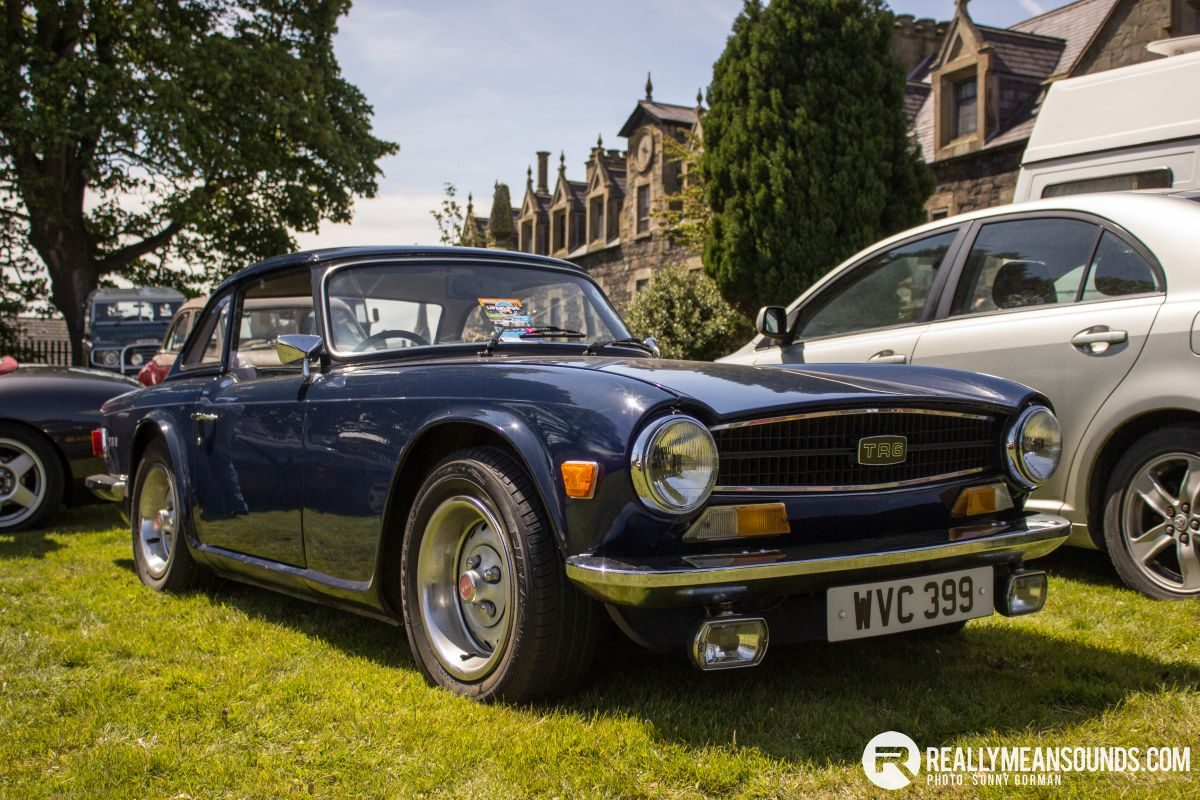 Brownlow hosts Annual Castle Classic Club Show