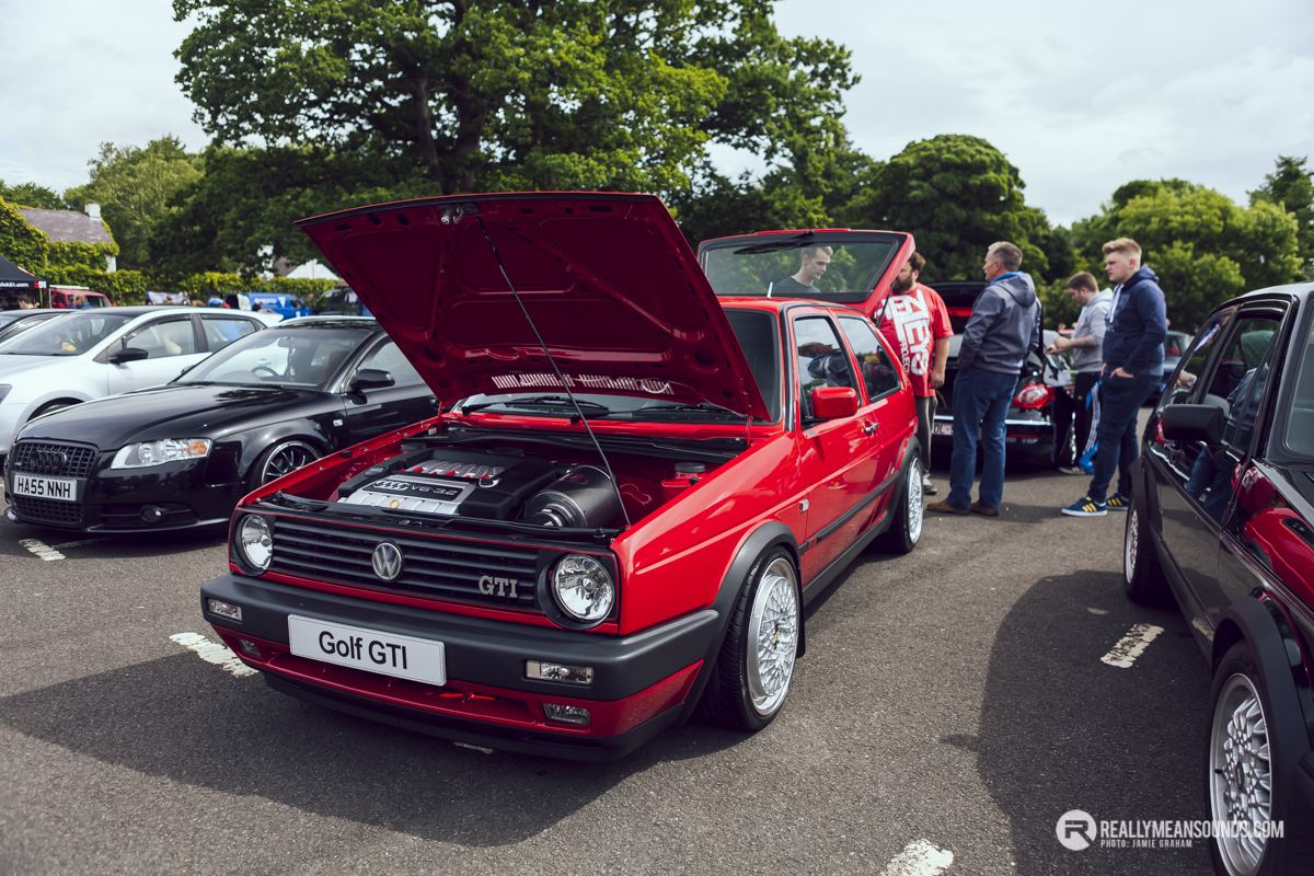 Castlewellan Car Show