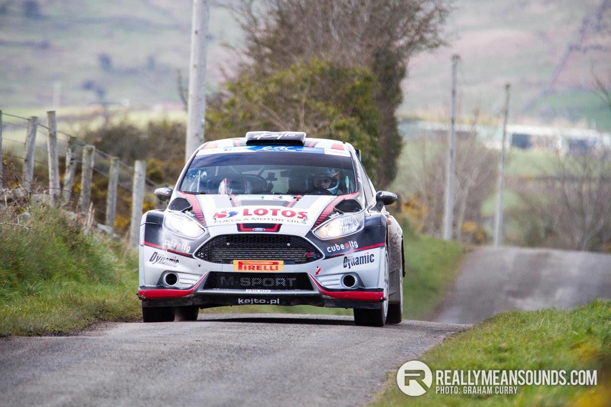Circuit of Ireland 2016 - Two in a row for Craig Breen