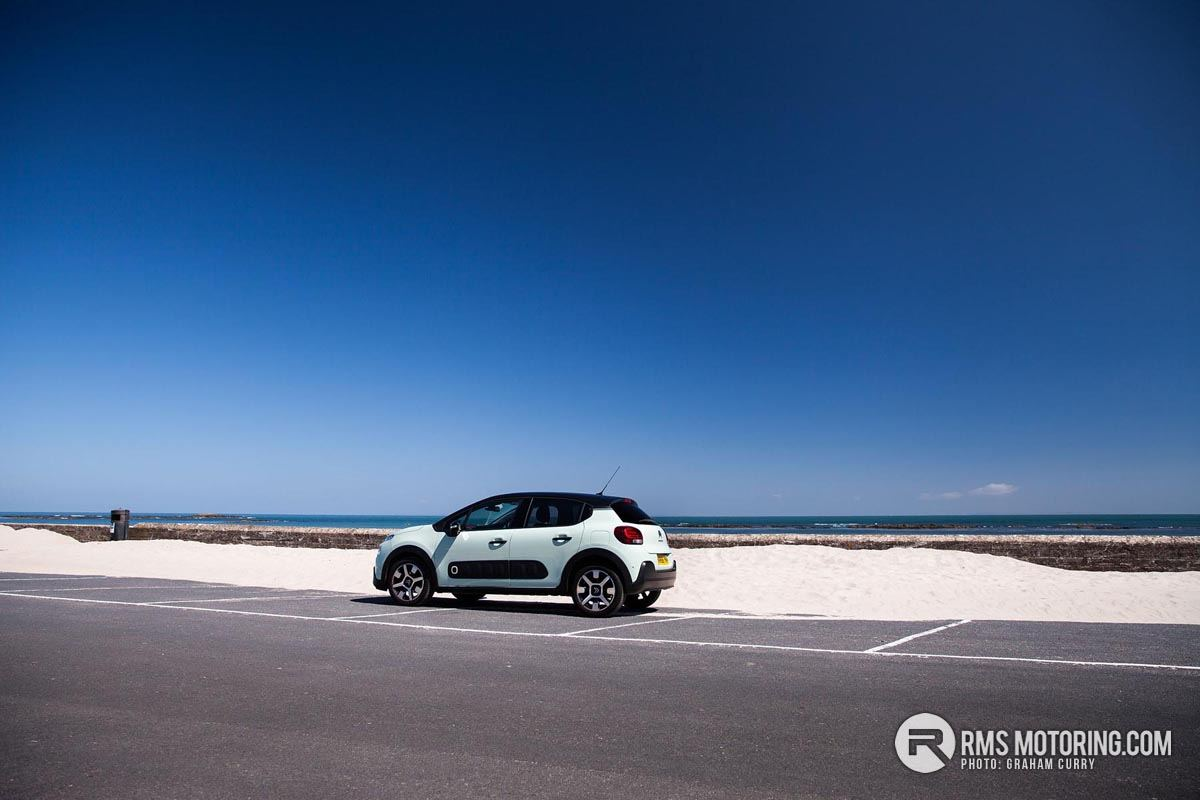 Dare To Be Different With New Citroen C3 Rms Motoring