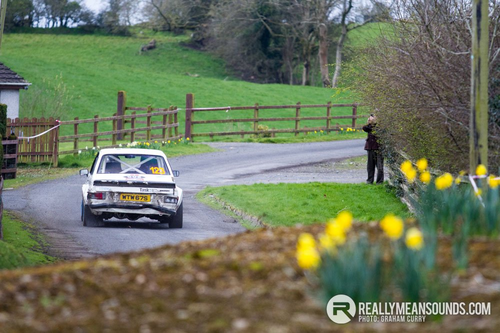 Breen's Dream – Circuit of Ireland Rally 2015