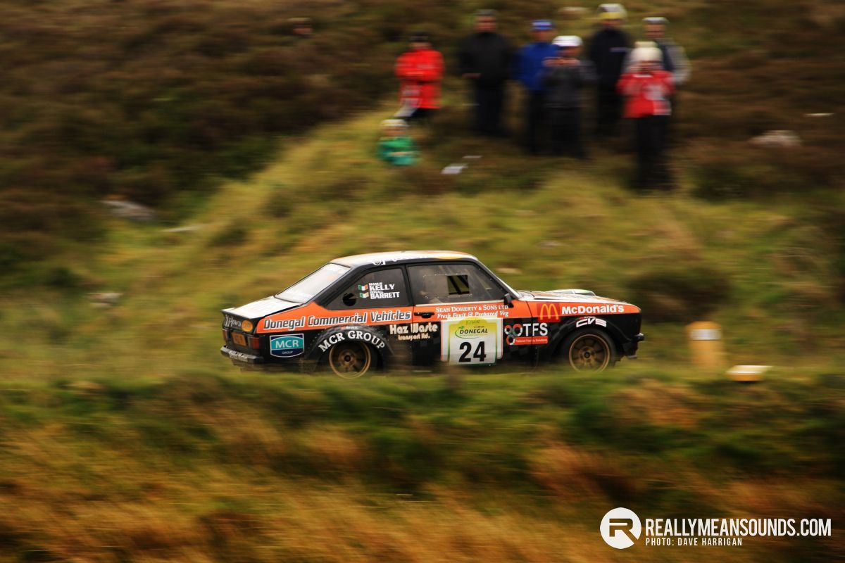 Manus Kelly Donegal International Rally 2015 - RMS