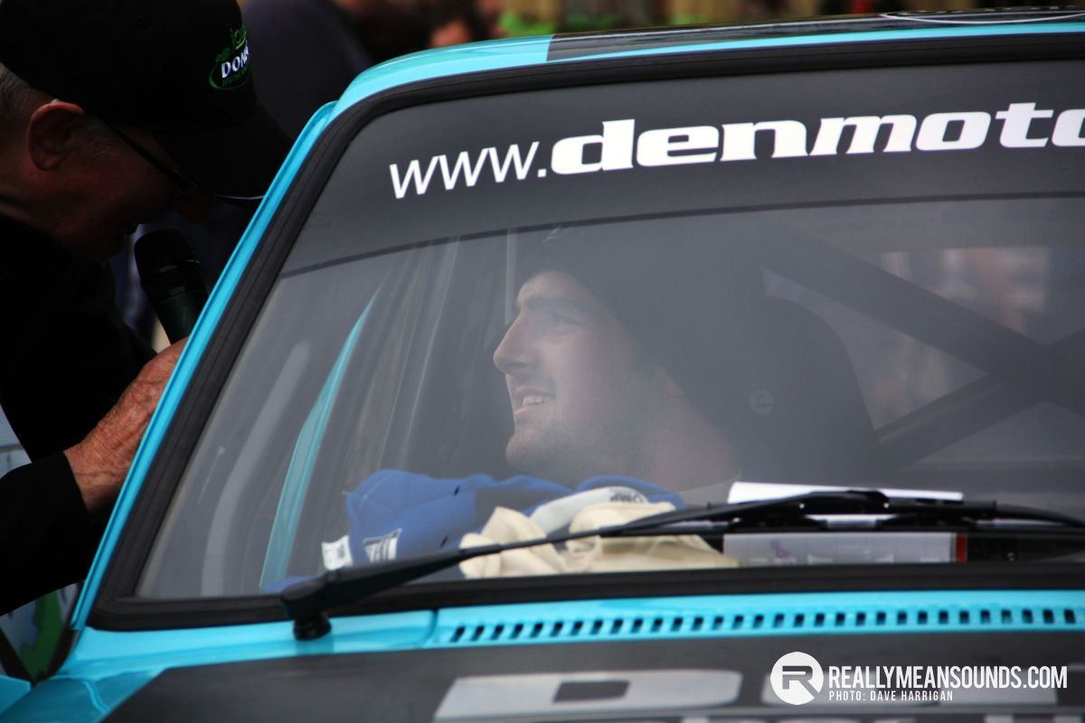 Michael Dunlop Donegal International Rally 2015 - RMS