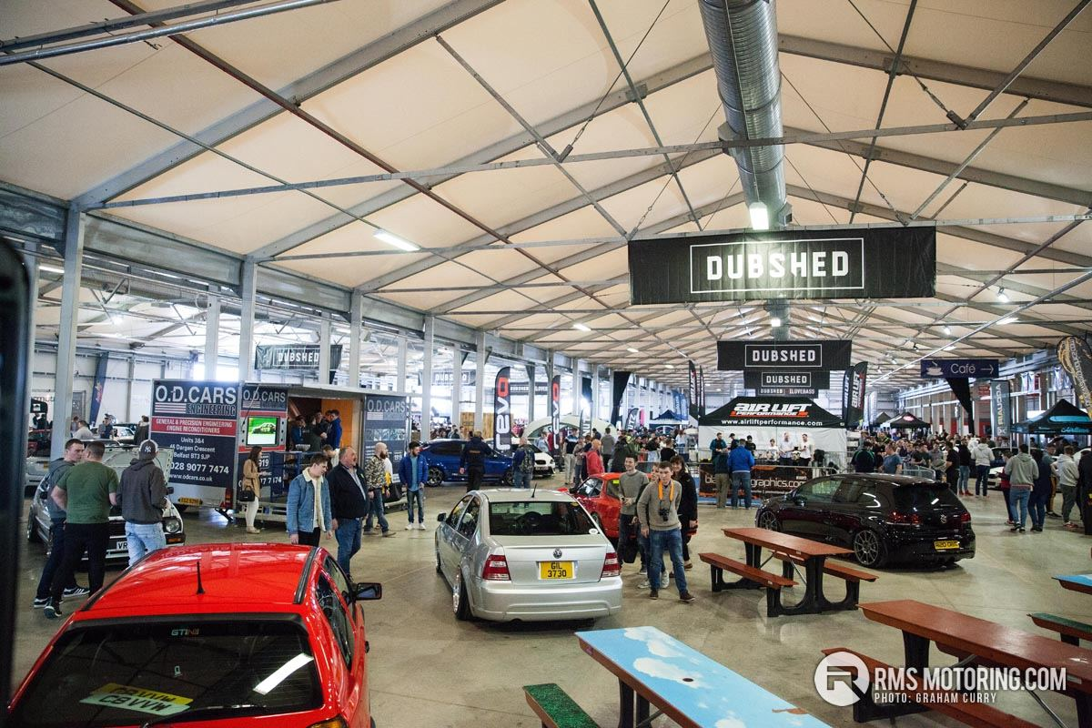 Dubshed 2017 pictures by RMS Motoring