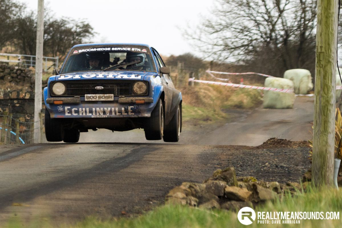 UAC Easter Stages Rally 2018