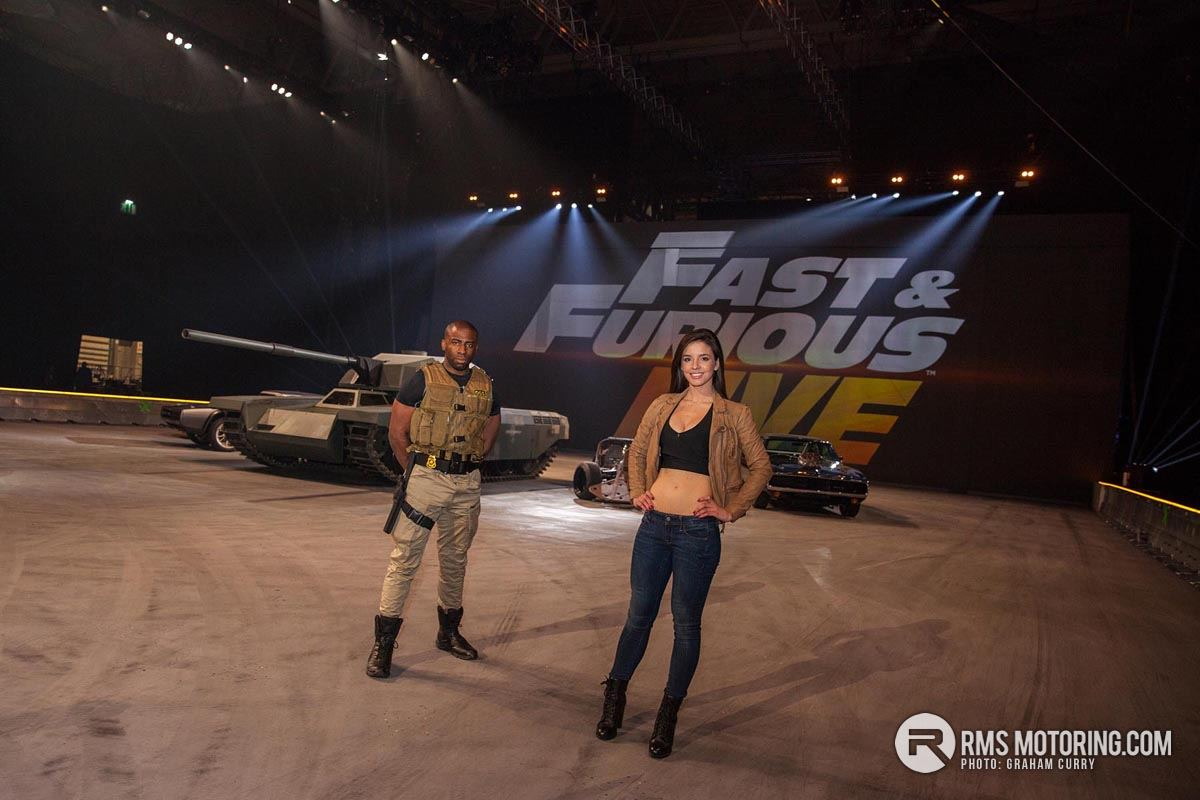 Fast And Furious Live Set To Blow Your Mind Rms Motoring
