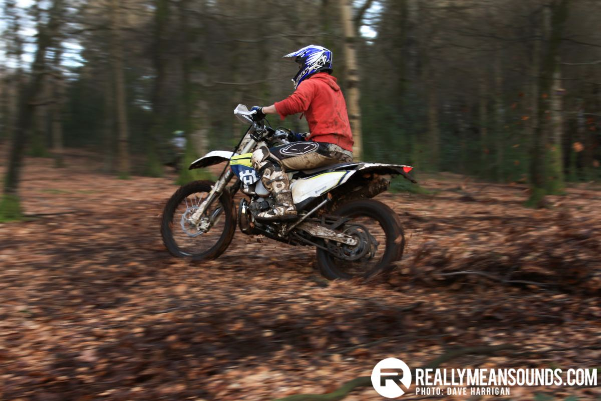 Lough Fly Enduro - A Chance Encounter with Motorcycles and Mud