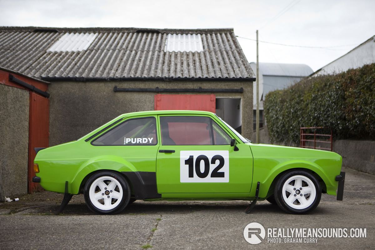 Feature: Ford Escort Mk2 Rally Car - RMS Motoring