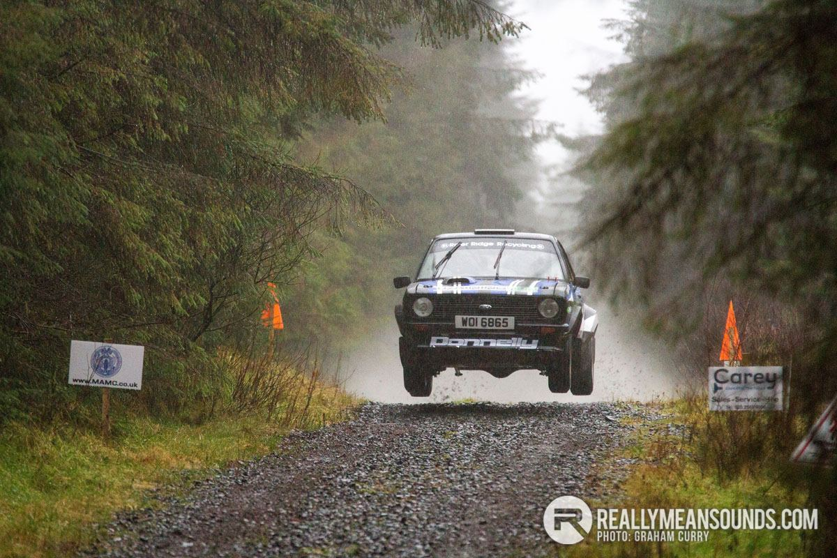 Icebreaker Rally - Oran Donnelly