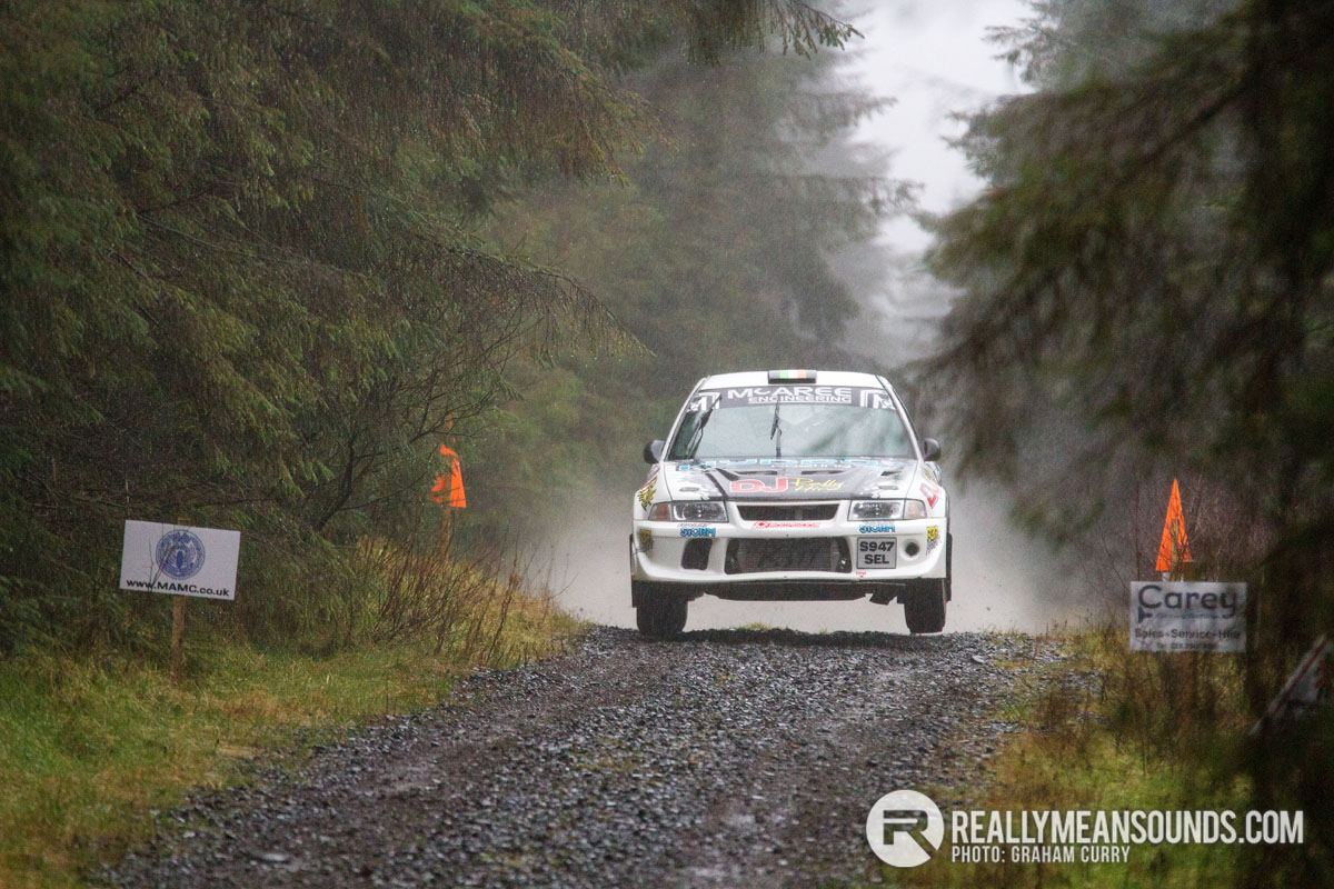 Icebreaker Rally - Patrick O'Brien