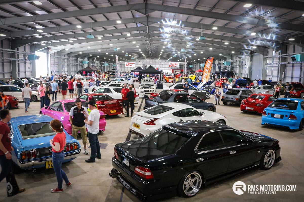 Japanese Car Culture Show Hits Eikon Centre