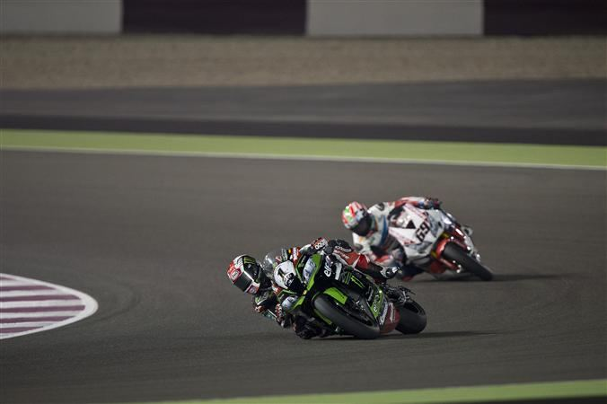 Jonathan Rea World Champion