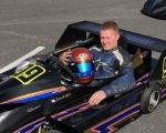 Stuart Coey had to wait to Race 3 for victory!(S3)
