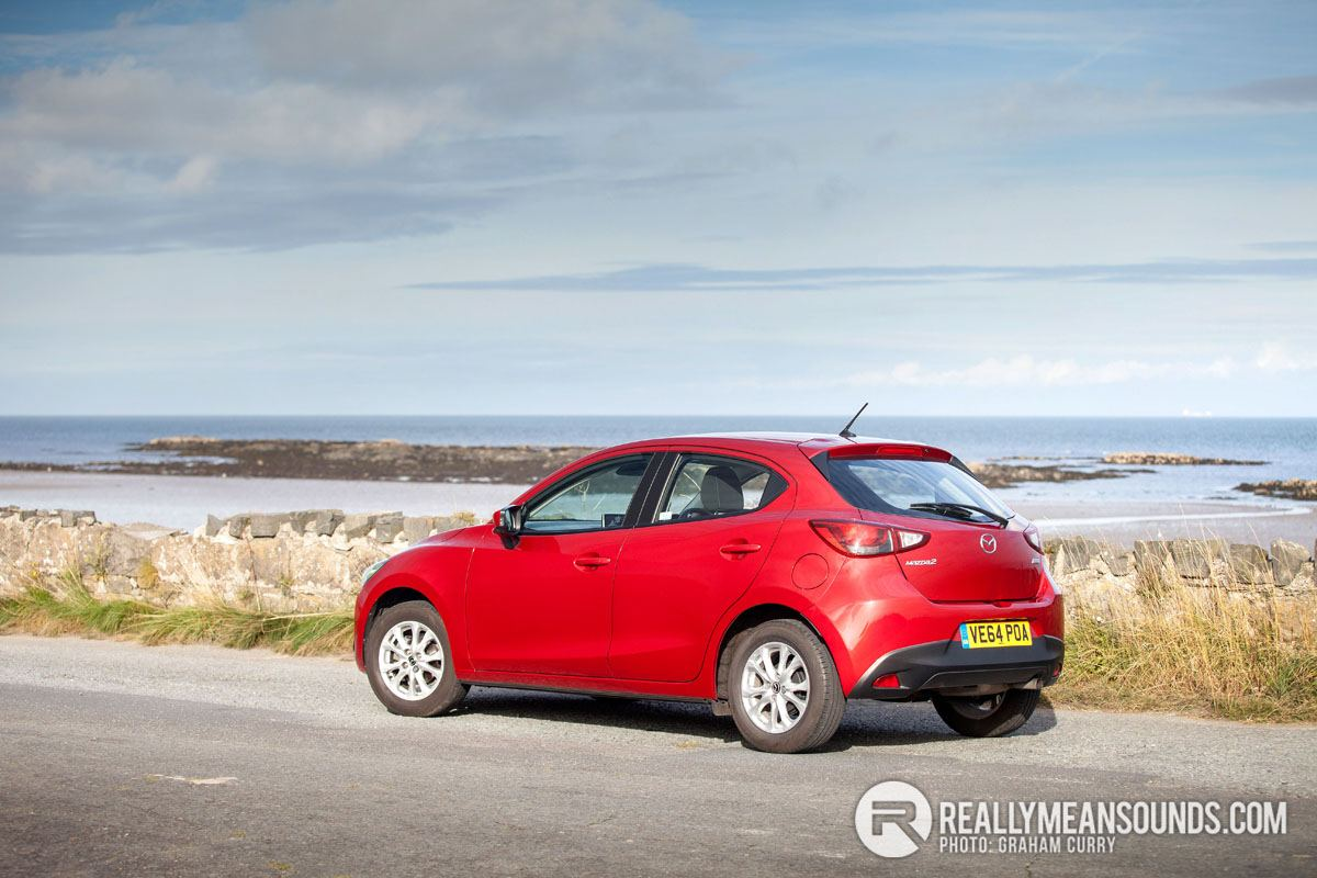 Mazda 2 Review - RMS road tests the latest supermini