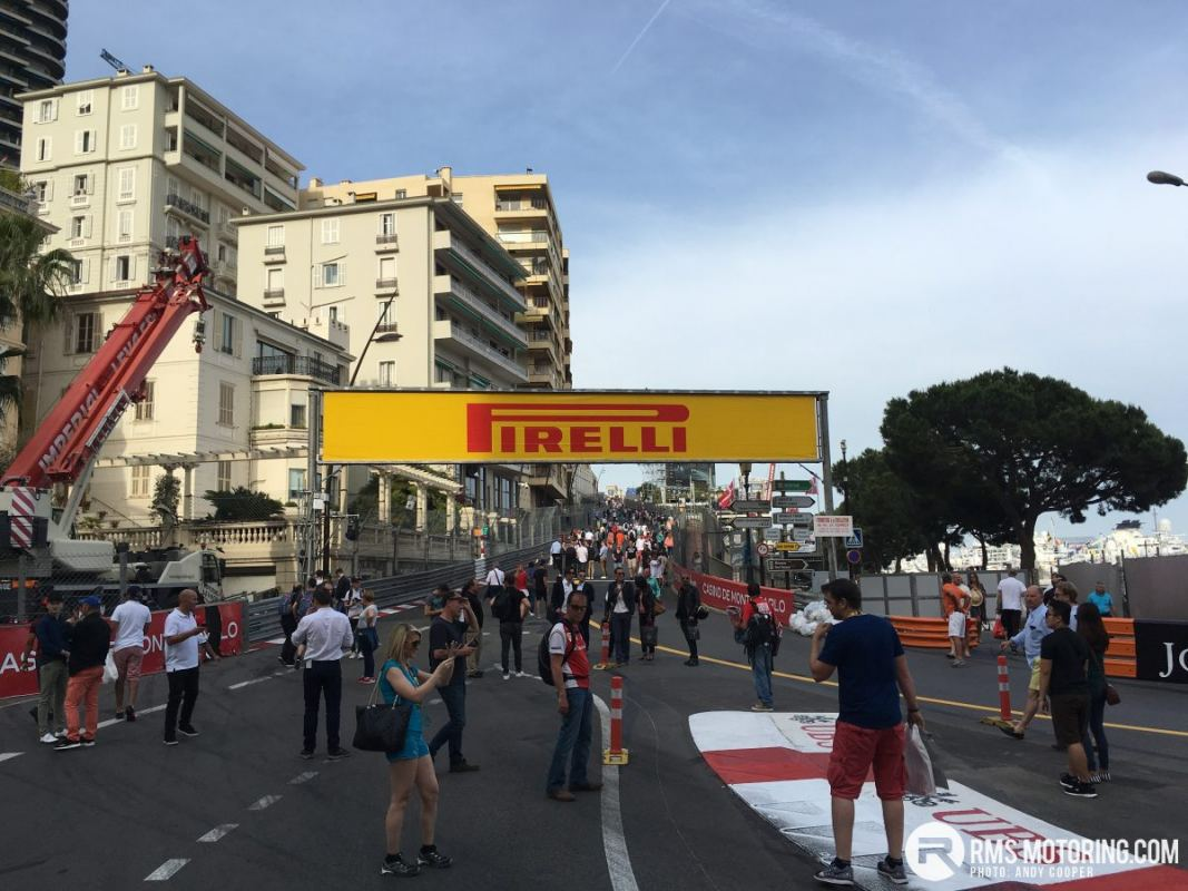 So You Want to See Formula One... in Monaco