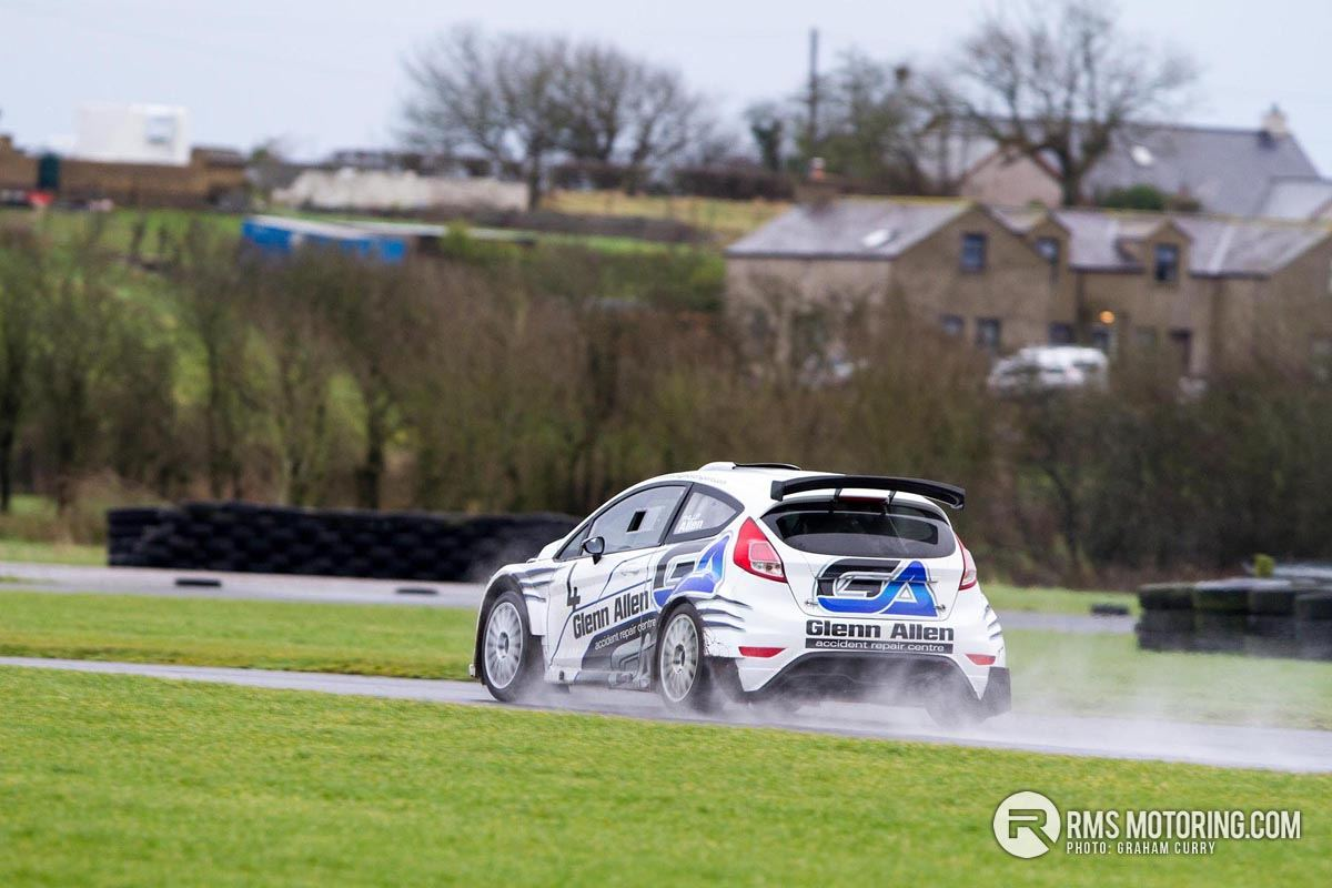 Phillip Allen Ford Fiesta R5 New Years Stages