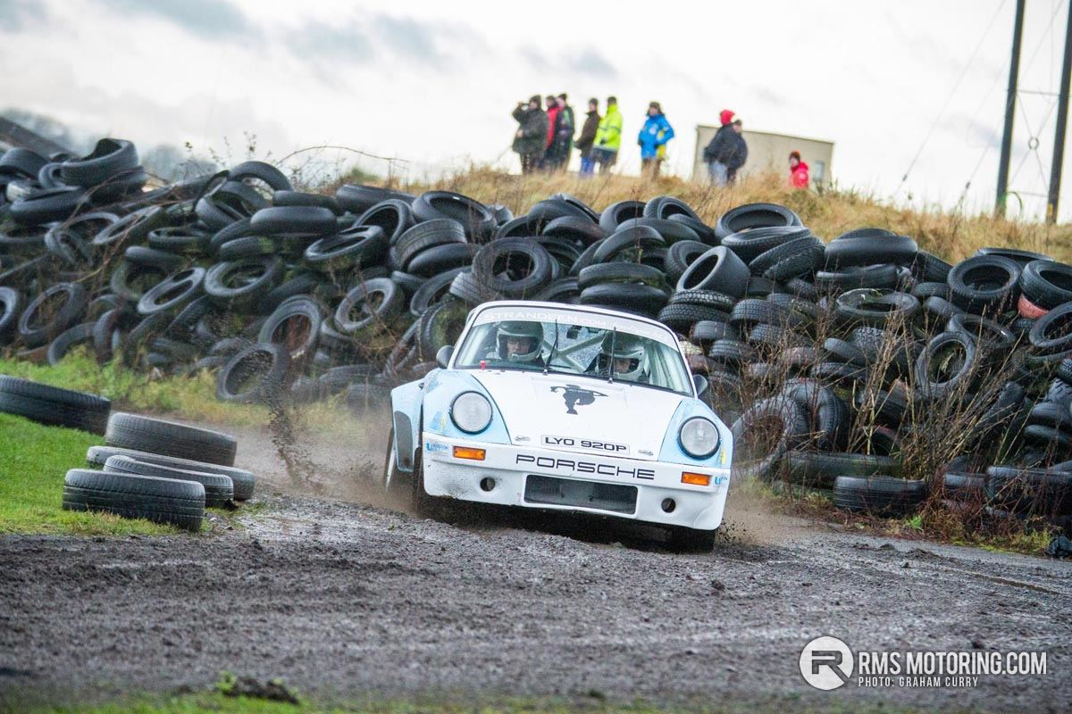 First Win for McGarrity at New Year Stages Rally