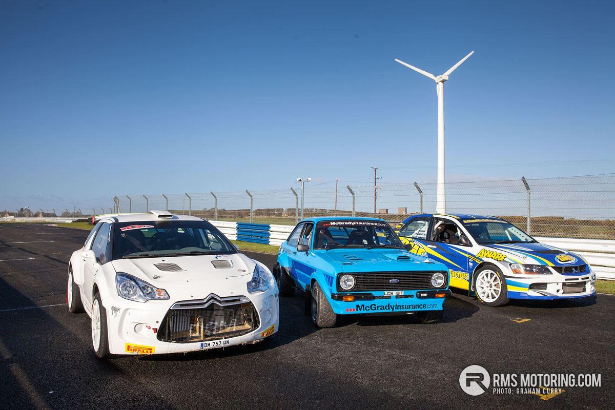 2018 McGrady Insurance NI Rally Championship