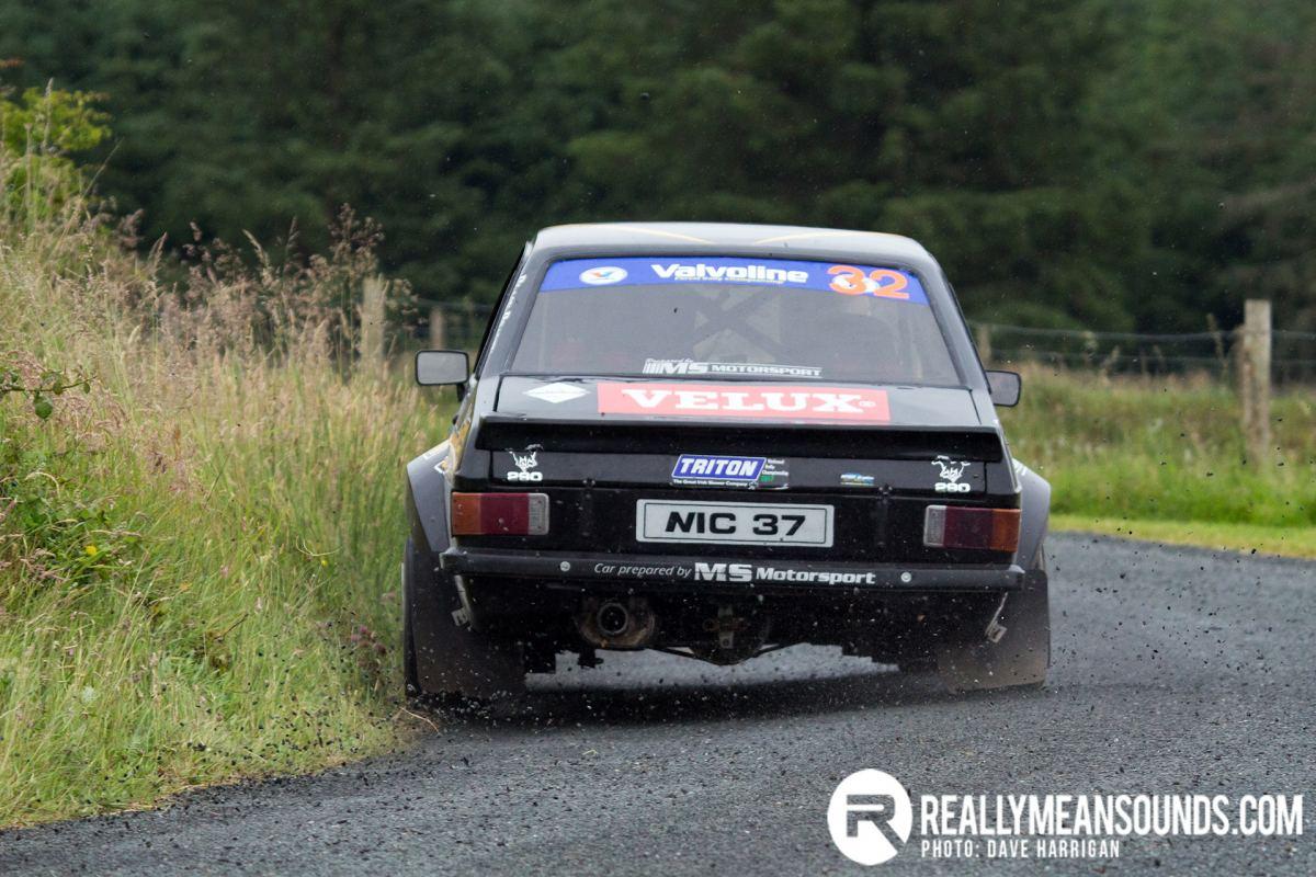 Triton Irish National Rally Championship