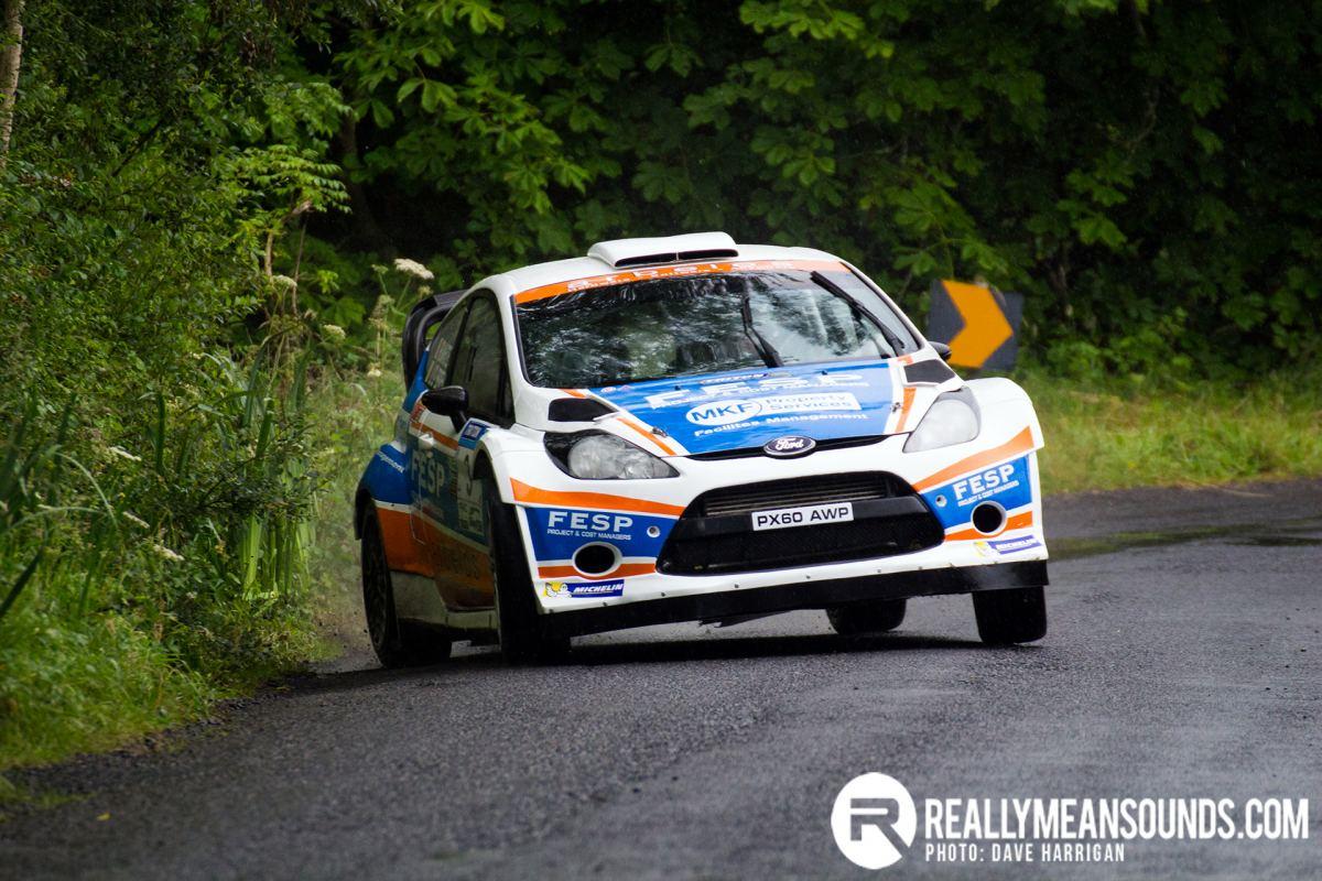 Triton Showers Irish National Rally Championship