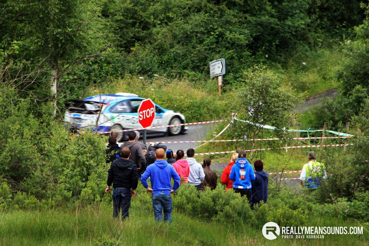 Donagh Kelly Irish Tarmac Rally Champion 2015