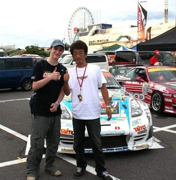 Chris Gray and Smoky Niigata from Top Secret