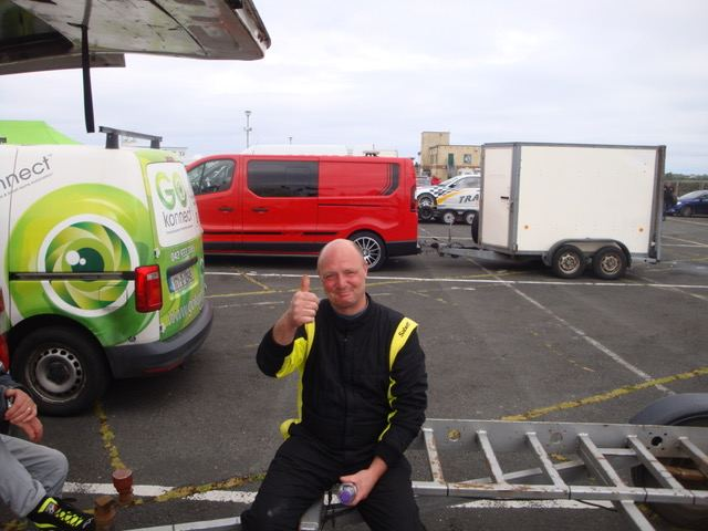 Ballymena driver, Gregory McMillen, took two wins in the Modi-5-Cup and broke his own lap record, again!(S3)