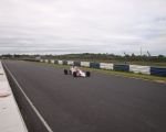 The Randalstown Rocket, Alan Davidson, got a third and a second in FF1600.(S3)