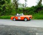 Tony Hamilton - TSCC NI Croft Hillclimb 2005 - MG Midget(S3)