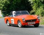 Tony Hamilton - TSCC NI Croft Hillclimb 2006 - MG Midget(S3)(S3)