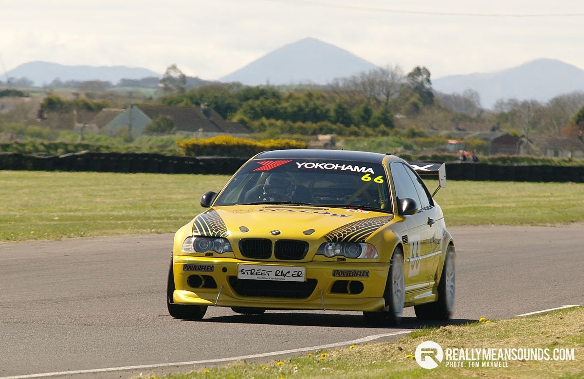 Andrew Armstrong's E46 M3